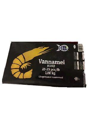 Vanamei Kuorella 21-25/白虎大虾无头有壳盒装
