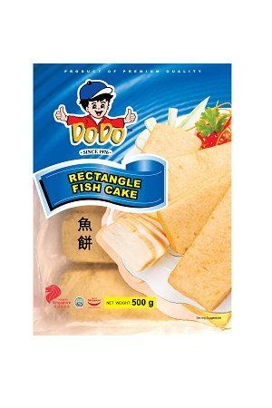 Dodo Fish Cake/ 鱼饼