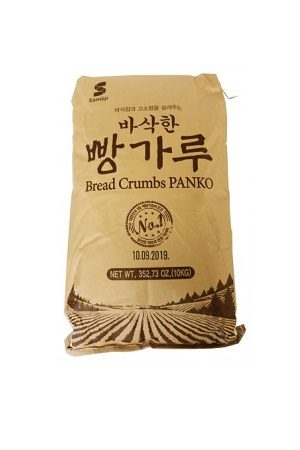 Samllp South Korea Bread Crumbs/面包糠