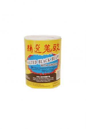 GL Salted Black Bean With Ginger
