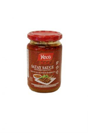Yeo's Satay Sauce