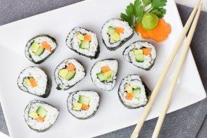 Sushi tuotteet