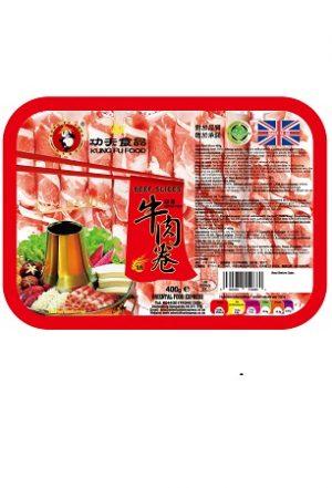 Beef Slices/ 牛肉卷
