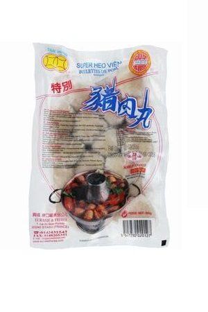 Pork Meatball/ 猪肉丸
