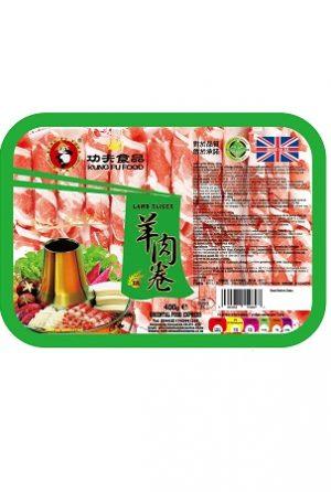 Lamb Slices/ 羊肉卷