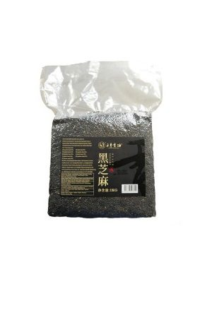 SANFENG Roasted Black Sesame/三丰牌黑芝麻熟