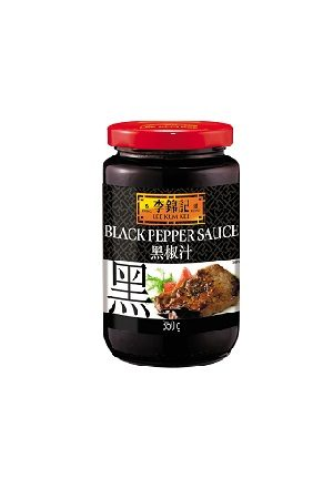 Lee Kum Kee Black Pepper Sauce/李锦记黑椒汁