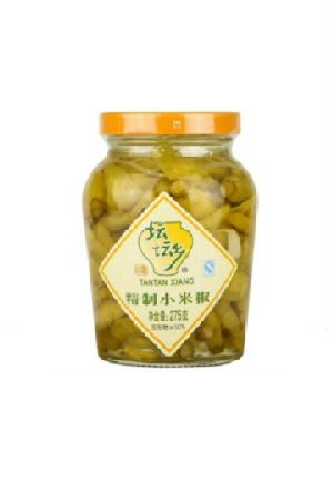 CN Tantanxiang Pickled green chilli XML/坛坛香小米椒