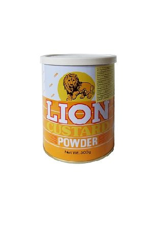 Lion Brand Custard Powder/吉士粉