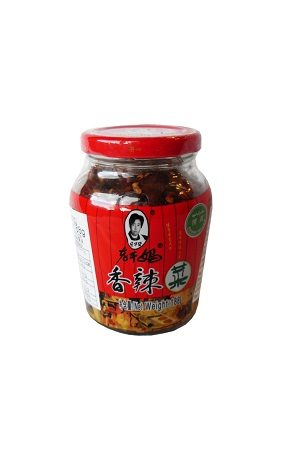 LGM Preserved Chilli Pak Choi/ 老干妈 香辣菜