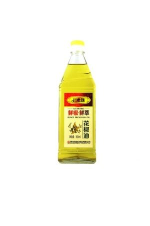 CLH Sichuan Pepper Oil/川老汇花椒油