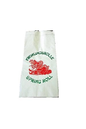 Springroll bag with chinese/春卷袋