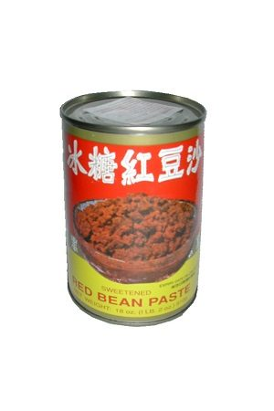 WC Sweet Red Bean Paste/伍仲冰糖红豆沙