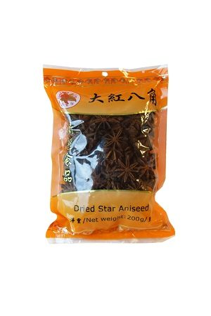 GL Dried Star Aniseed/大红八角粒