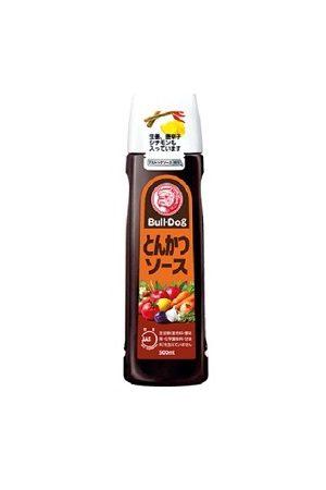 BULLDOG Japan Tonkatsu Sauce/炸猪排酱