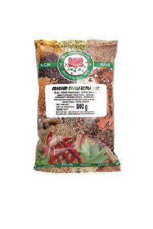 NGR India, chilli murskattu/ 印度辣椒碎
