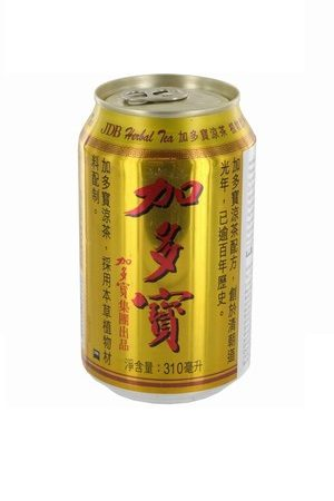 Herbal Tea Beverage JIADUOBAO/加多宝凉茶
