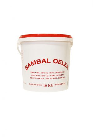 Sambal Oelek Chilli Pasta/ 荷兰三布辣椒酱