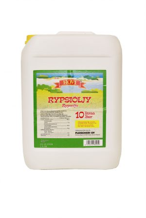 HOVI Rypsiöljy/ 菜籽油 特级