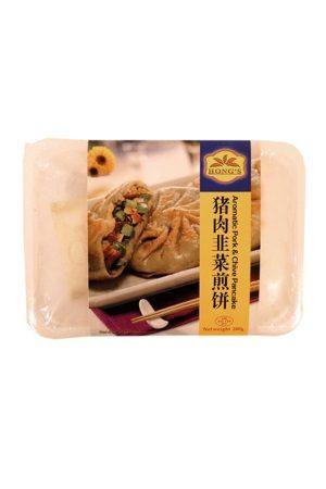 HONG'S Aromatic Pork&Chive Pancake/猪肉韭菜煎饼