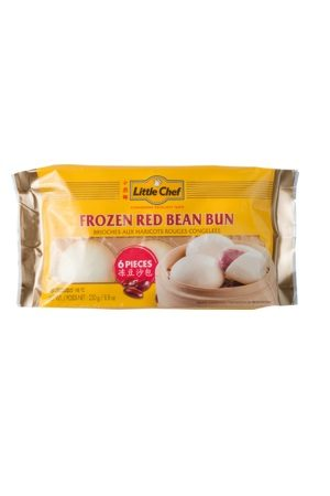 LITTLE CGEF Frozen Red Bean Bun/豆沙包