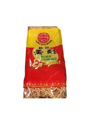 Long Life Brand Quick Cooking Egg Noodles/寿牌快熟蛋面
