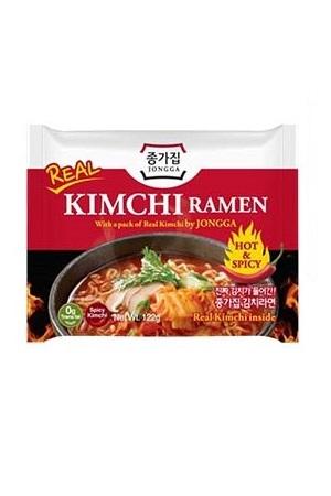 Instant Noodle KimchiRamen/韩国泡菜方便面