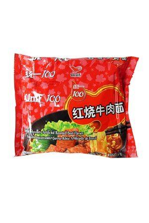 Unif Instant Noodle-Roast Beef Flavour/统一红烧牛肉面