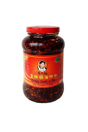 LGM Crispy chilli oil/ 老干妈 香辣脆油辣椒