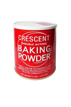 Crescent Baking Powder/美国红月发粉