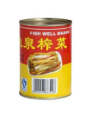 FISHWELL Preserved vegetable shredded/鱼泉牌榨菜丝