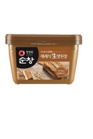 KR CJW Soy Bean Paste/ 韩国黄豆酱