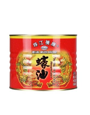 PRB Oyster Sauce/ 珠江桥牌 蚝油