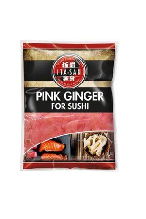 Sushi Inkivääri Pinkki/ 寿司姜片 粉色
