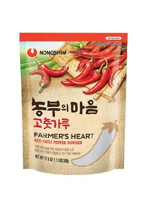 KR Chilli Powder/ 韩国辣椒粉