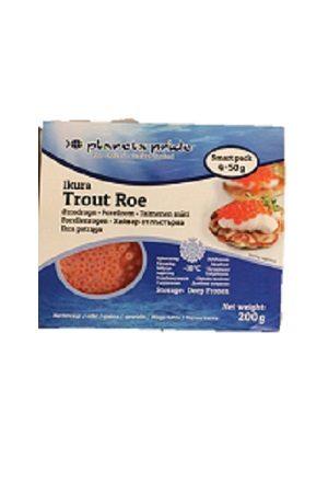 PP Danish Trout Rose Ikura/三文鱼籽
