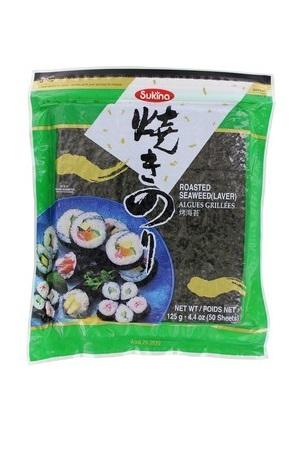 SUKINA ,Roasted Seaweed for sushi/ 寿司紫菜 SUKINA