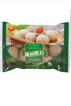 FuZhou Fish Balls/ 福州鱼丸